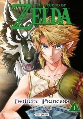 Visuel Zelda (the Legend of) – Twilight Princess / Zelda no Densetsu - Twilight Princess (ゼルダの伝説 トワイライトプリンセス) (Shōnen)
