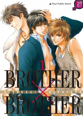 Visuel Brother X Brother / Kyoudai Gentei! Brother x Brother (Yaoi/Yuri)