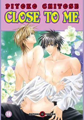Visuel Close to Me / Kimi ga Ichiban Soba ni Iru (Yaoi/Yuri)