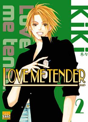 Visuel Love me tender / Love me tender (Yaoi/Yuri)