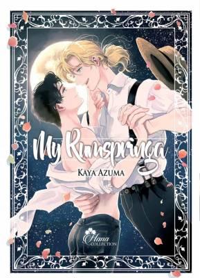 Visuel My Rumspringa / Rumspringa no Joukei (ラムスプリンガの情景) – The Scene of My Rumspringa (Yaoi/Yuri)