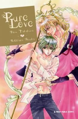 Visuel Pure Love / Yannatchaukurai Aishiteru (Yaoi/Yuri)