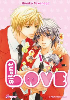 Visuel Silent love / Bukiyou na Silent (Yaoi/Yuri)