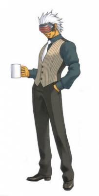 Visuel Godot - Nom original: Godot (Phoenix Wright: Ace Attorney)