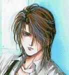 Visuel Kira Sakuya - Nom original: Kira Sakuya (Angel Sanctuary)