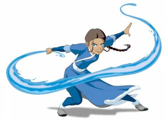 Visuel Katara - Nom original: Katara (Avatar - le dernier maître de l'air)