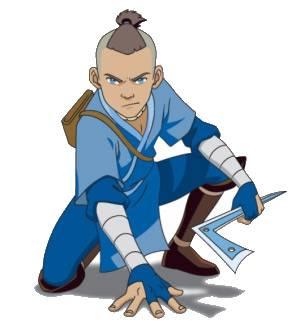 Visuel Sokka - Nom original: Sokka (Avatar - le dernier maître de l'air)