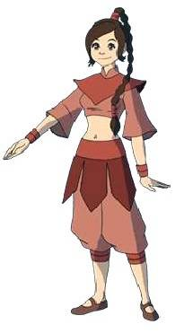 Visuel Ty Lee - Nom original: Ty Lee (Avatar - le dernier maître de l'air)