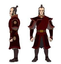 Visuel Zhao - Nom original: Zhao (Avatar - le dernier maître de l'air)