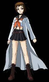 Visuel Takane Katsu - Nom original: Takane Katsu (Burst Angel / Bakuretsu Tenshi)