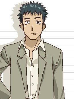 Visuel Toraji Ishida (alias Kojirou) - Nom original: Toraji Ishida (alias Kojirou) (Bamboo Blade)