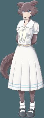 Visuel Juno - Nom original: Juno (ジュノ) (Beastars)