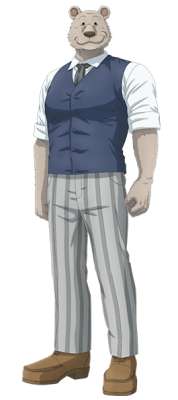 Visuel Riz - Nom original: Riz (リズ) (Beastars)