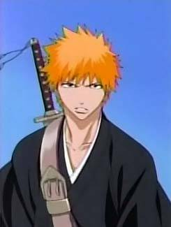 Visuel Ichigo - Nom original: Ichigo (Bleach)