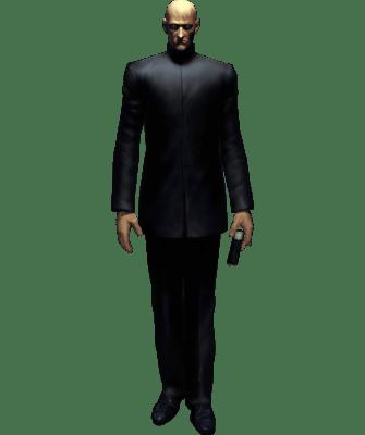 Visuel Arkham - Nom original: Arkham (アーカム) (Devil may cry)