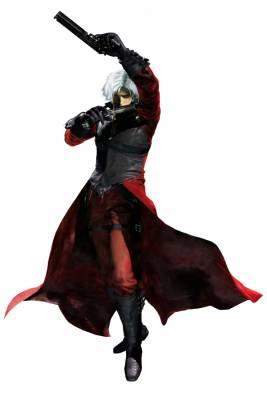 Visuel Dante - Nom original: Dante (ダンテ) (Devil may cry)