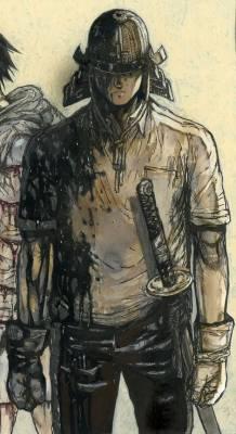 Visuel Tetsujo - Nom original: Tetsujo (Dorohedoro)