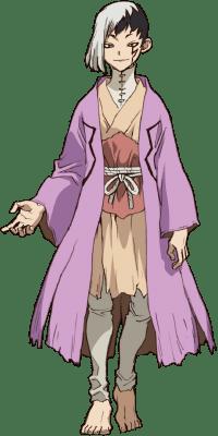 Visuel Asagiri Gen - Nom original: Asagiri Gen (あさぎりゲン) ()