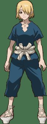 Visuel Ginro - Nom original: Ginrō (銀狼) ()