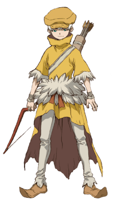 Visuel Saionji Ukyo - Nom original: Saionji Ukyo (西園寺羽京) ()
