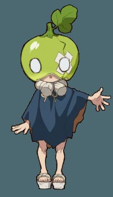 Visuel Suika - Nom original: Suika (スイカ) ()
