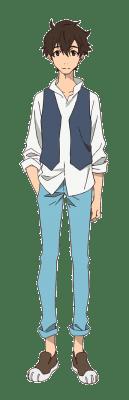 Visuel Edamura Makoto - Nom original: Edamura Makoto (枝村真人) (Great Pretender)