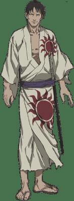 Visuel Shira - Nom original: Shira (尸良) (Habitant de l'Infini / Mugen no juunin)