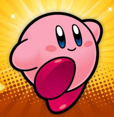 Visuel Kirby - Nom original: Kirby (カービィ) (Kirby, Super Smash Bros.)