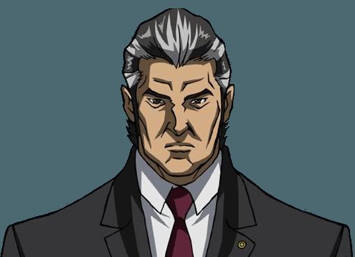 Visuel Kuroda - Nom original: Kuroda (Marvel Animes)