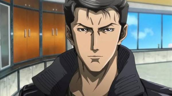 Visuel Sakurai Nagato - Nom original: Sakurai Nagato (Marvel Animes)