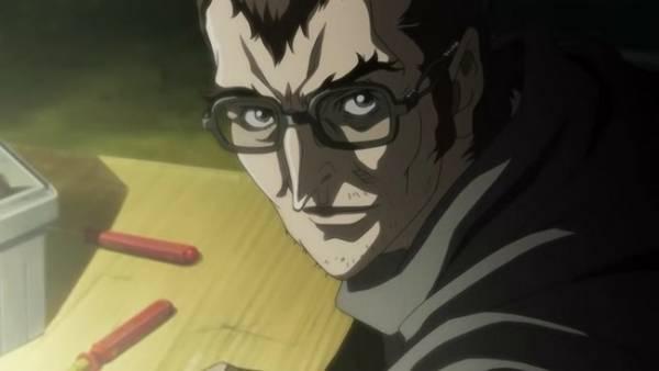 Visuel Ho Yinsen - Nom original: Ho Yinsen (Marvel Animes)