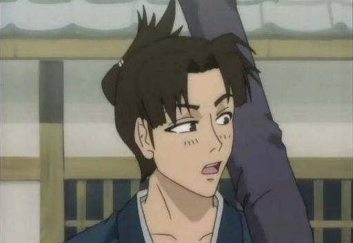 Visuel Toudo Heisuke - Nom original: Toudo Heisuke (Peace Maker)