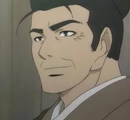 Visuel Kondou Isami - Nom original: Kondou Isami (Peace Maker)