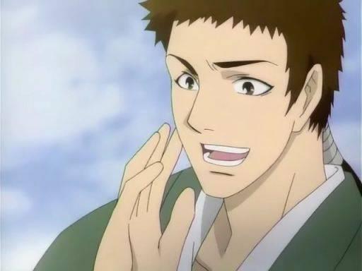 Visuel Tatsunosuke Ichimura - Nom original: Tatsunosuke Ichimura (Peace Maker)
