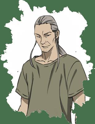 Visuel Hayashi - Nom original: Hayashi (林) ()