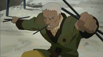 Visuel Gorobei - Nom original: Gorobei (Sept Samurai)