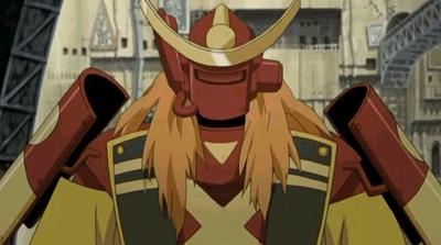 Visuel Kikuchiyo - Nom original: Kikuchiyo (Sept Samurai)