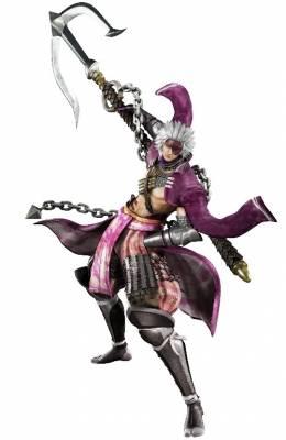 Visuel Chôsokabe Motochika - Nom original: Chôsokabe Motochika (Devil King / Sengoku Basara)