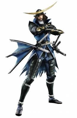 Visuel Date Masamune - Nom original: Date Masamune (Devil King / Sengoku Basara)