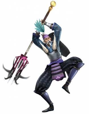 Visuel Hôjô Ujimasa - Nom original: Hôjô Ujimasa (Devil King / Sengoku Basara)