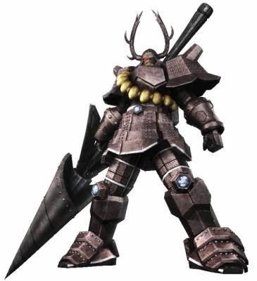 Visuel Honda Tadakatsu - Nom original: Honda Tadakatsu (Devil King / Sengoku Basara)