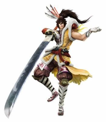 Visuel Maeda Keiji - Nom original: Maeda Keiji (Devil King / Sengoku Basara)