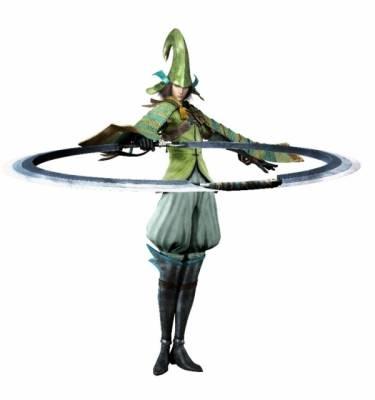 Visuel Môri Motonari - Nom original: Môri Motonari (Devil King / Sengoku Basara)