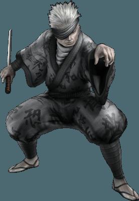 Visuel Nanbu Harumasa - Nom original: Nanbu Harumasa (Devil King / Sengoku Basara)