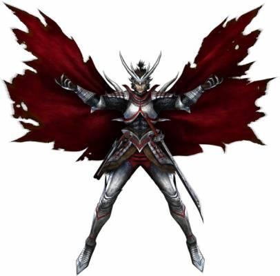 Visuel Oda Nobunaga - Nom original: Oda Nobunaga (Devil King / Sengoku Basara)