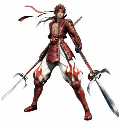 Visuel Sanada Yukimura - Nom original: Sanada Yukimura (Devil King / Sengoku Basara)