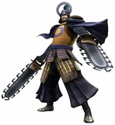 Visuel Tachibana Muneshige - Nom original: Tachibana Muneshige (Devil King / Sengoku Basara)
