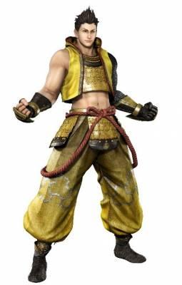 Visuel Tokugawa Ieyasu - Nom original: Tokugawa Ieyasu (Devil King / Sengoku Basara)