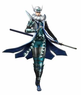 Visuel Uesugi Kenshin - Nom original: Uesugi Kenshin (Devil King / Sengoku Basara)