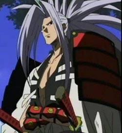 Visuel Amidamaru - Nom original: Amidamaru (Shaman King)
